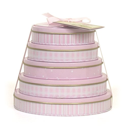 Child to Cherish Handprints Tower Of Time Kit in Pink by Child to Cherish (Image #2)