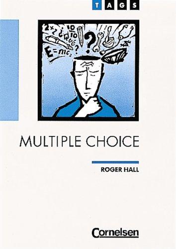 TAGS - Theme Author Genre Similarity: TAGS, Multiple Choice
