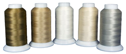 Superior Threads® - Masterpiece 2,500 Yds./3,000 Yds. Set Of 75 Colors. (#112-#186) by Superior Threads