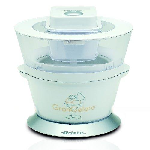 Ariete Heladera gran gelato W capacidad de l color blanco