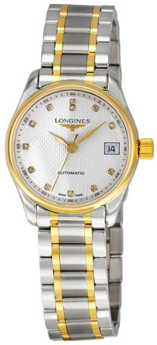 Longines Master Collection Two Tone Ladies Watch L21285777