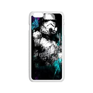 Happy Black mysterious man Cell Phone Case for Iphone 6