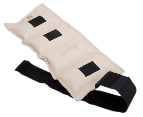 The Cuff Original Ankle and Wrist Weight - 9 lb - Parchment 10-0214