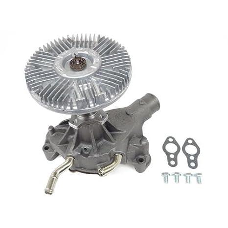 Nos Motor funciona Bomba de agua y conjunto de embrague Sustitución de ventilador (mck1001)