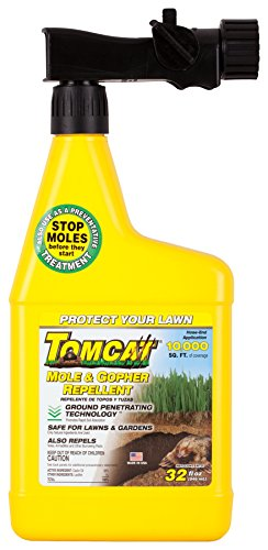 Tomcat Mole and Gopher Repellent Liquid (Not Sold in AK)