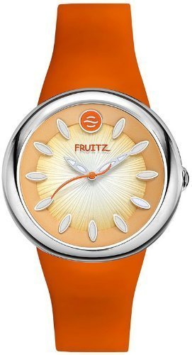 Philip Stein Fruitz Orange Natural Frequency Ladies Watch F36S-O-O