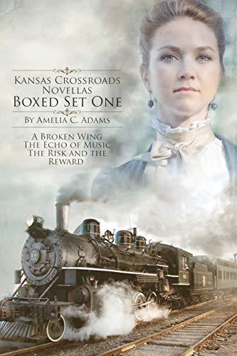 Kansas Crossroads Novellas Boxed Set One