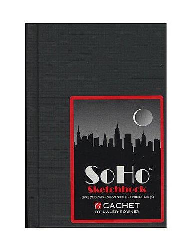 UPC 804551969294, Cachet SoHo Sketch Book 6 in. x 4 in. [PACK OF 3 ]