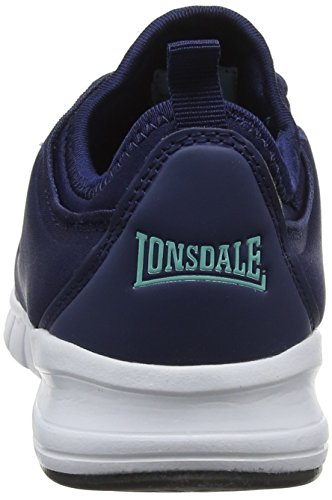 Femme Mint Lonsdale Navy Fitness Bleu de Propus Chaussures FFAUIT