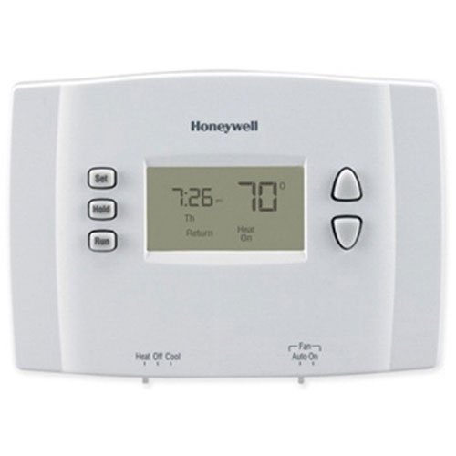 (Honeywell RTH221B1021/E1 RTH221B1021/A 1 Week Programmable Thermostat)
