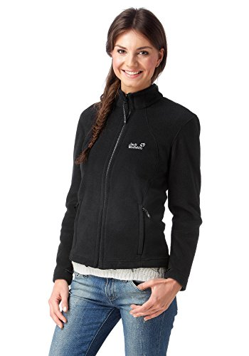 Giacca in pile Zip in giacca in pile da donna
