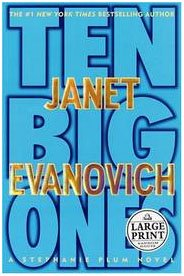book cover of Ten Big Ones