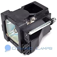 Dynamic Lamps TS-CL110UAA Economy Lamp With Housing for JVC TV