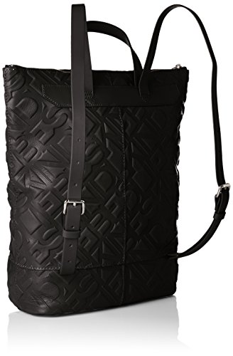 Nero Mano Donna black Backpackm Logo 9999 Borsa Berlin A Liebeskind zaino wxBqH80pX