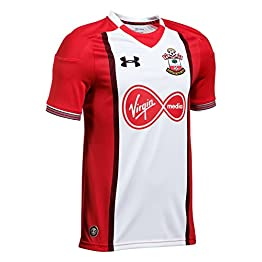 Under Armour 2017-2018 Southampton Home Football Soccer T-Shirt Maillot