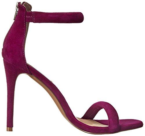 Steve Madden Fancci Suede - zapatos con correa Mujer Viola