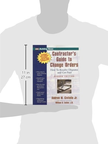 Contractor's Guide to Change Orders (2nd Edition)