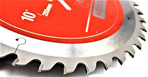 KHCRAFT Laser-Cut Miter Saw Blade
