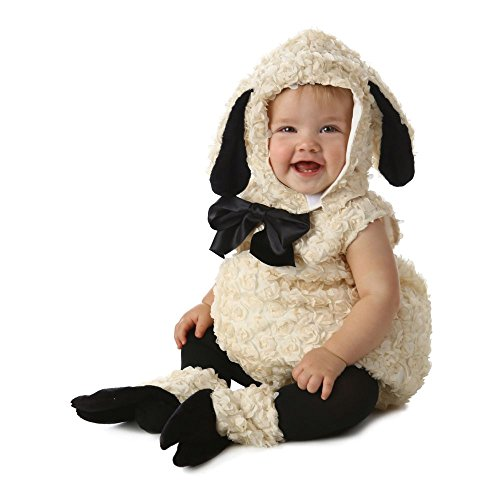 Cute Ideas For Infant Halloween Costumes (Vintage Lamb Toddler 12-18 months)