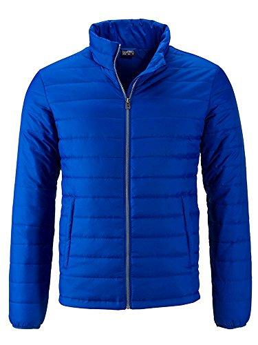 Leggero Piumino Padded Men's Jacket Royal Imbottito 5pYqpnaO
