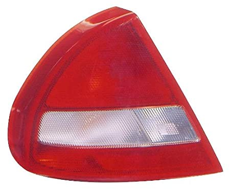 Depo 314-1903L-AS Mitsubishi Mirage Driver Side Replacement Taillight Assembly 02-00-314-1903L-AS