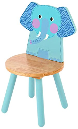 Tidlo Wooden Chair   Elephant