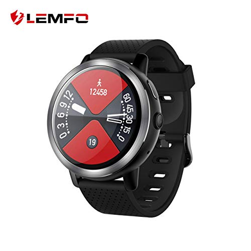 LEMFO LEM8 4G, Reloj Inteligente Android 7.1.1 2 GB + 16 GB ...