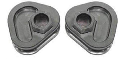 Sports Parts Inc SM-04055GY Spring Adjustment Block - Gunmetal Gray