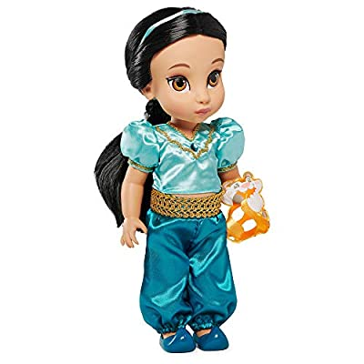 Disney Animators' Collection Jasmine Doll - Aladdin - 16 Inch: Toys & Games