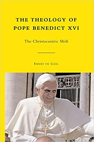 Book The Theology of Pope Benedict XVI: The Christocentric Shift