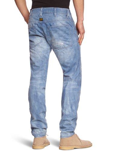 Agd Des Uomo Jeans Raw 3018 lt p T star Blu G qHwCTHY