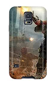 New Premium HDikDlY9687UkMxh Case Cover For Galaxy S5/ World Of Mercenaries Protective Case Cover