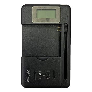 Triamisu Pantalla de indicador LCD para Cargador de batería ...