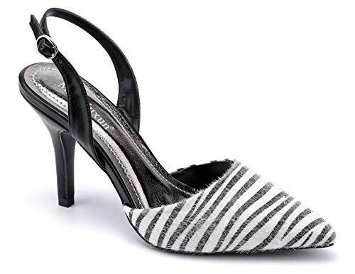 MaxMuxun Women Court Shoes Sexy Closed Toe Kitten Heels for sale  Delivered anywhere in USA