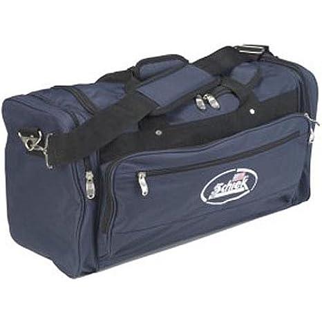 52fa5b2baae3 Amazon.com  Gym Bag in Navy Blue Size  Medium (22