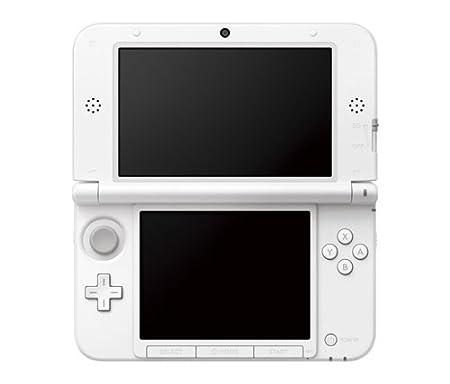 Nintendo 3DS XL Pink White – Nintendo 3DS XL