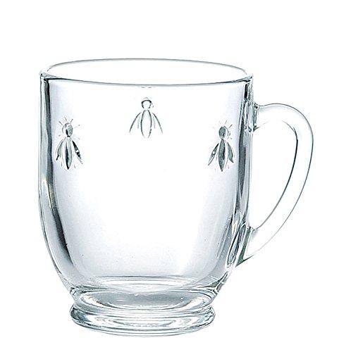 La Rochere Set Of 6, 12-ounce Napoleon Bee Coffee Mugs Bee Mug