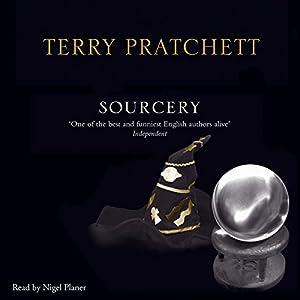 Sourcery | Livre audio