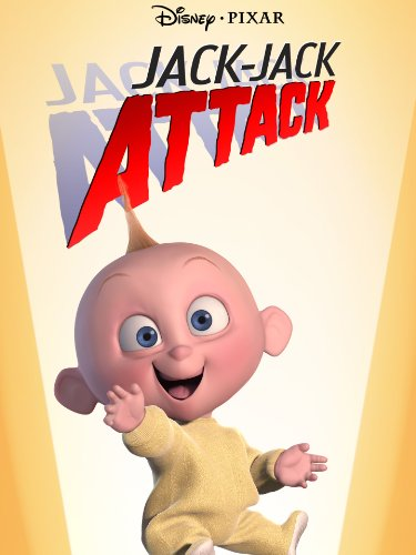 Jack-Jack Attack - Pixar - Jack Toy Loves