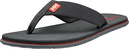 Helly Hansen Seasand Hp Zapatos de Playa y Piscina, Hombre, Gris (Gris 980), 40 EU
