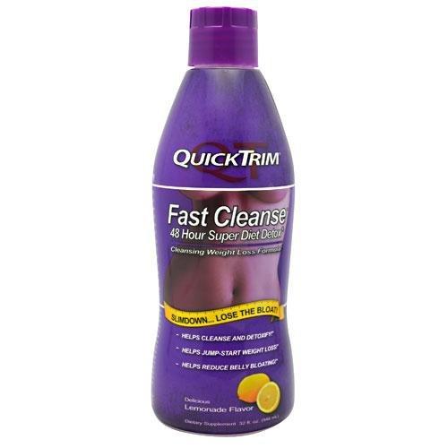 QuickTrim Cleanse rapide, 32-Ounce
