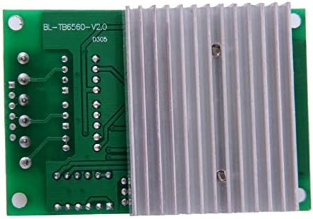 Green 6N137 High-Speed Optical Coupling DC 10-35V TB6560 3A Driver Board CNC Router Single 1 Axes Controller Stepper Motor Drivers