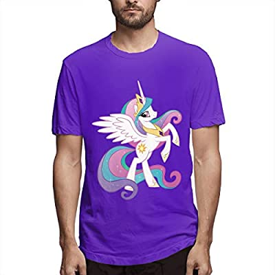 LightCa My Little Pony Decal Tshirts for Gentleman