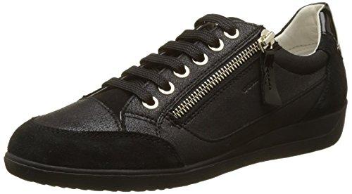 noir D Une Damen Schwarz Myria Geox Chaussure YCp0UWzR