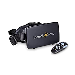 Best Epic Trends 41yJKtBx9hL._SS300_ IncrediSonic VR Headset + Remote Control