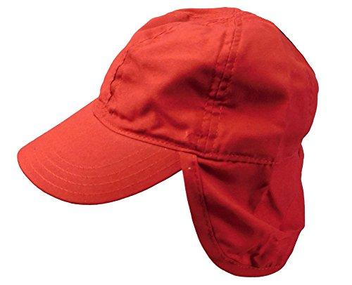scala-kids-baby-unisex-microfiber-sun-hat-infant-red