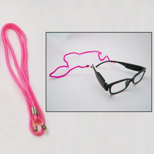 Sunglass Eyewear Braided Nylon Neck Cord String Retainer Strap Lanyard Holder Pk