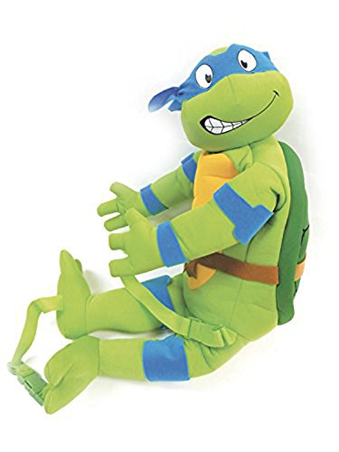 "Teenage Mutant Ninja Turtles Leonardo 24 "" – Mochila de peluche"