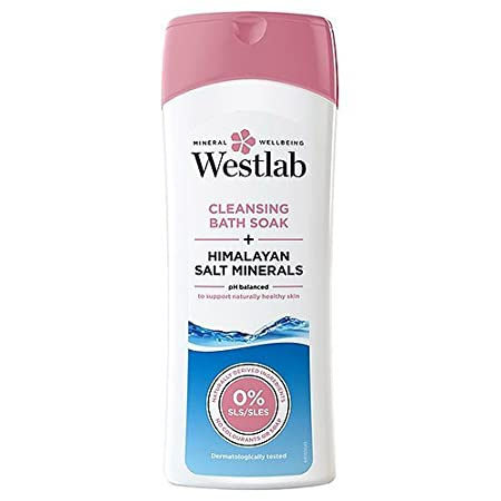 Westlab Cleansing Bath Soak with Pure Himalayan Salt Minerals (6)