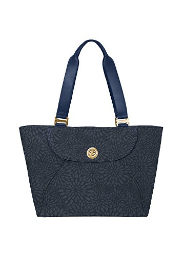 baggallini-alberta-travel-tote-gold-hardware-pewter-floral-one-size